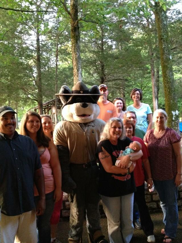 Jr. Ranger Camp Cookout - Friday, 13 June 2014